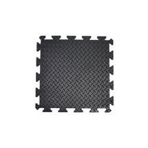 Alfombrilla antifatiga, 2 capas, sistema de baldosas