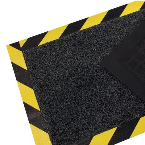 Alfombrilla de protección de cables de nylon