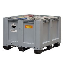 Altbatterie-Sammelbehälter CEMO
