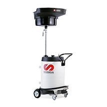 Altölsammel/sauggerät COMBO 100, mit Druckluftentleerung
