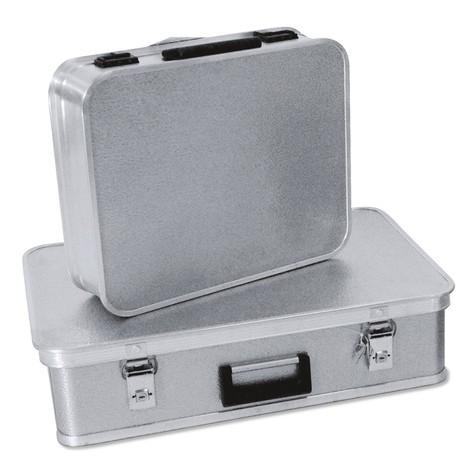 Alu-Gerätekoffer, extrem stoß- und kratzfest