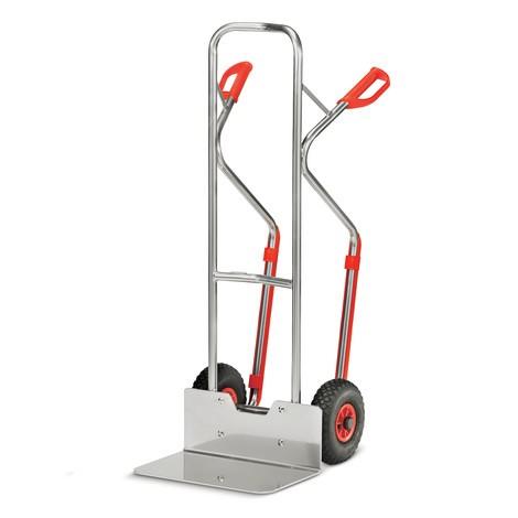 Aluminiowy wózek transportowy fetra®