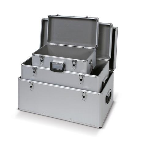 Aluminium box set