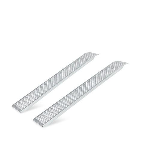 Aluminium Ramps, Set of 2