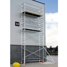 Aluminium rolsteiger Altrex® 4100 smal