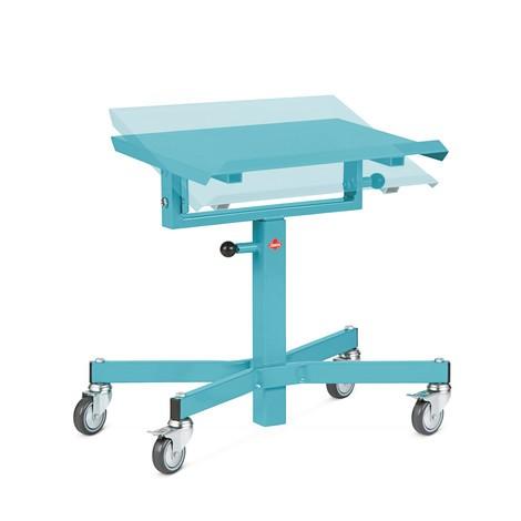Ameise® anyagtartó állvány, állítható magasságú és dönthető