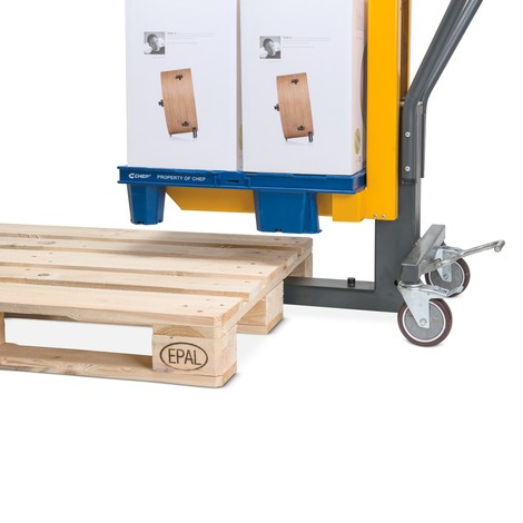 Ameise® display pallet lifter