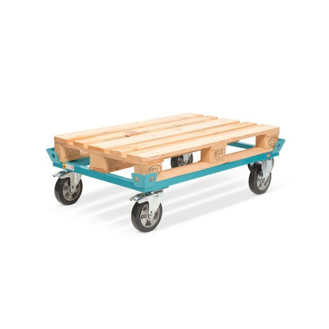Ameise® dolly, with catch corners, load height 280 mm