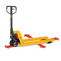 Ameise® hand pallet truck, 4-way