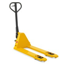 Ameise® hand pallet truck, extra narrow, fork length 1,150 mm