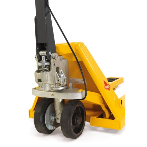 Ameise® hand pallet truck with brake
