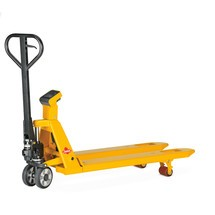Ameise® hand pallet truck with weighing scale