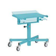 Ameise® material stand, height-adjustable and tiltable