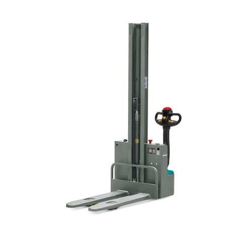 Ameise® PSE 1.0 electric stacker truck with single-stage mast