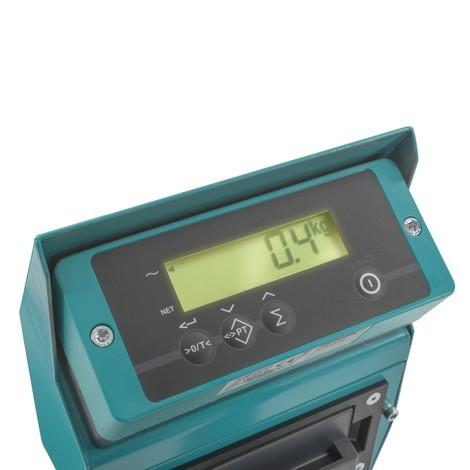 Ameise® PTM 2.0 PRO mérleges emelőkocsi, elektrohidraulikus