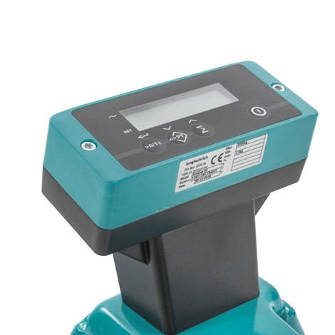 Ameise® PTM 2.0 weighing scale pallet truck
