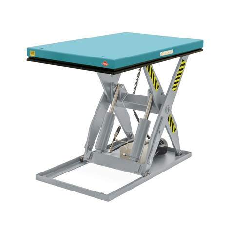 Ameise® scissor lift table, single scissor | Jungheinrich PROFISHOP