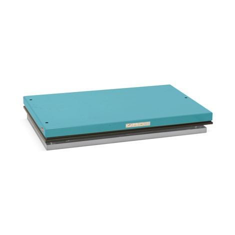 Ameise® scissor lift table, single scissor