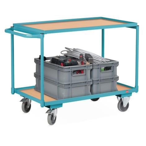 Ameise® table trolley, horizontal handlebar