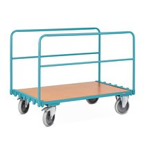 Ameise® tubular handled trolley, with 2 handles