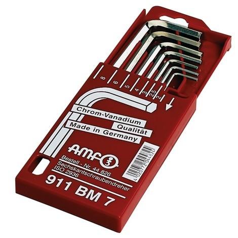 AMF Winkelschraubendrehersatz 911BM