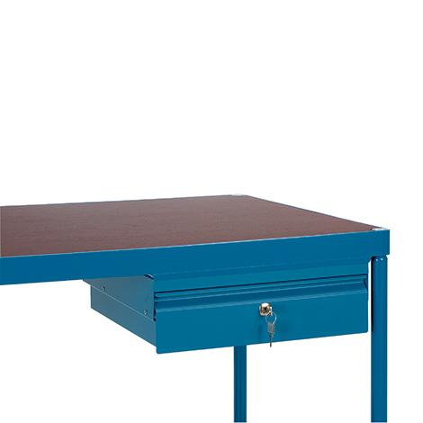Anbausatz für Tischwagen fetra®. Maß 105x410x475 mm (HxBxT)