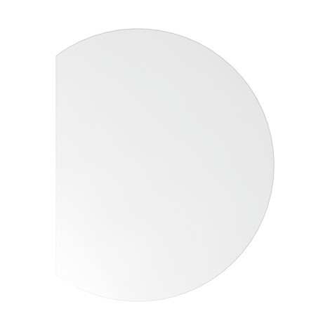 Anbautisch Akzent, 4-Fuß Gestell, BxT 800 x 1.000 mm