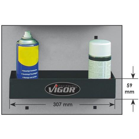 Anhängekasten für Werkzeugwagen VIGOR®