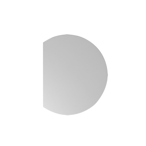 Ansatztisch LA80, 80 x 100 cm; Platte: 25mm dick