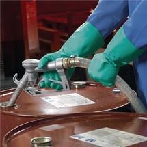 Ansell Chemikalienhandschuhe AlphaTec Sol-Vex 37-675