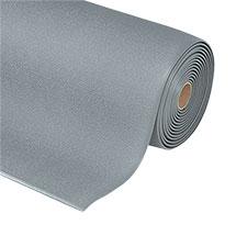 Anti-Ermüdungsmatte BASIC aus PVC, lfm x 610 mm