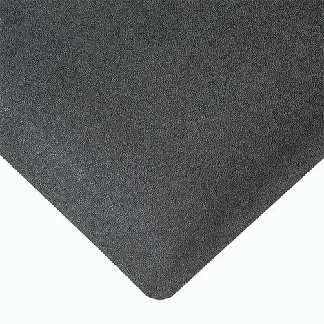 Anti-Ermüdungsmatte mit Gummioberfläche. Einzelstücke