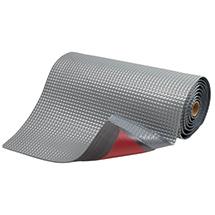 Anti-Ermüdungsmatte mit PVC-Oberfläche. Rollenware