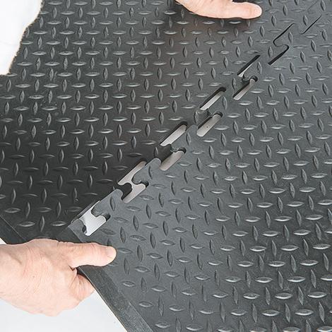 Anti-Ermüdungsmatten-System. Maß 700x800mm