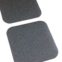 Anti-Rutsch-Klebeband, Rolle, schwarz, 2 Breiten zur Auswahl