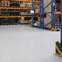Anti-slip vloercoating standaard