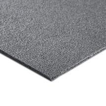 Antislip mat met glad bedekking voor ladegarderobe bott cubio