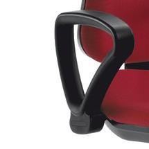 Apoio de braço para cadeira de visitante RELAX