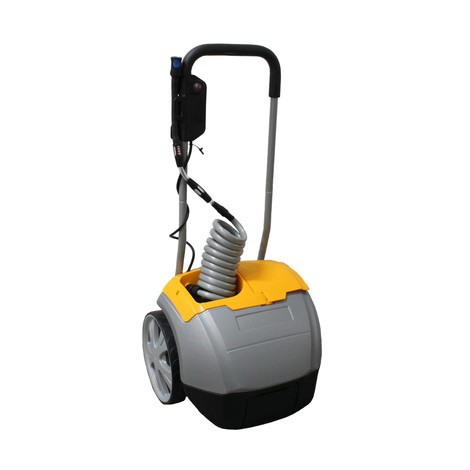 Aqua Trolley - Mobilná náhradná stanica pre batérie