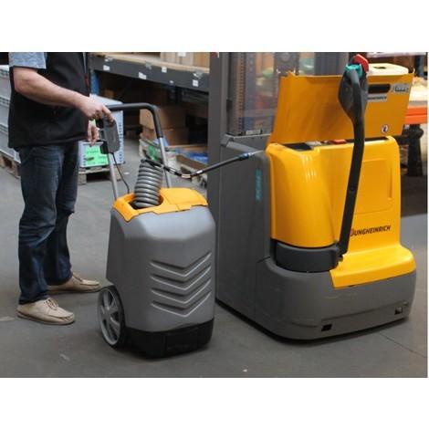 Aqua Trolley - Stazione di ricarica dell'acqua mobile per batterie