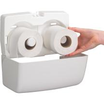 Aquarius® Toilettenpapierspender Kleinrollen
