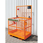 Arbeitsbühne ST / T, Ausführung zur Verwendung in Deutschland, zul. Gesamtgewicht 300 kg