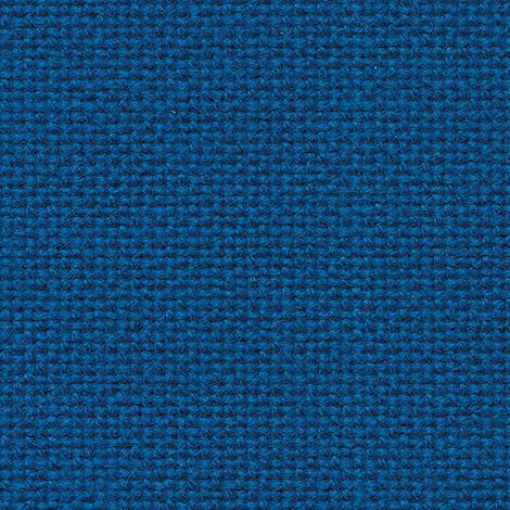 Arbeitsdrehstuhl, Gasfeder, Kunststoffkreuz mit Rollen, Polster/Kunstleder