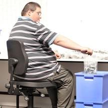 Arbeitsdrehstuhl Heavy User