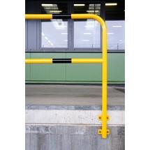 Arceau de protection, pour l'extérieur, fixation latérale