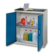 armadio ambientale C+P, 2 vasche