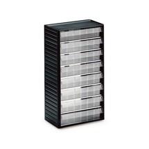 Armário de arrumação para peças pequenas Premium, altura 550 mm