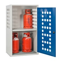 Armário de garrafas de gás propano Steinbock®