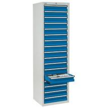 Armoire à tiroirs stumpf®, hauteur de 1800mm