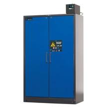 Armoire de sécurité asecos® Charge de batterie